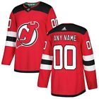 Custom Adidas New Jersey Devils Hockey Jersey $99.99 USD on eBay