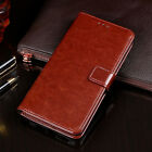 For Nokia 1 2 3 5 6 7 8 5.1 6.1 7.1 Plus Magnetic Flip Leather Wallet Case Cover