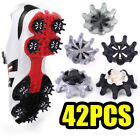 42 PCS Golf Shoe Spikes Softspikes Cleat Champ Fast Twist For FootJoy