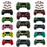 PRO GRIP Camouflage Silicone Rubber Case Cover Skin for PS4 Controller