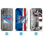 New York Rangers Leather Flip Case For iPhone X Xs Max Xr 7 8 Galaxy S9 S8 $8.99 USD on eBay