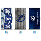 Tampa Bay Lightning Leather Flip Case For iPhone X Xs Max Xr 7 8 Galaxy S9 S8 $8.49 USD on eBay