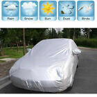 Universal Waterproof Full Car Cover UV Sun Snow Dust Scratch Rain Resistant
