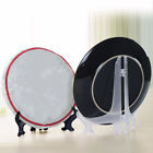5Pcs Display Stand Easel Plate Holder Picture Photo Display Frame Art Decor