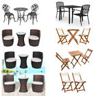 3/5/7 Piece Outdoor Bistro Set Patio Table And Chair Bistro Set Furniture Sets
