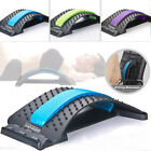 Kyпить Back Magic Stretcher Lower Lumbar Massage Support Spine Posture Corrector USA на еВаy.соm