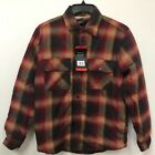 Grizzly Mountain Men?s Flannel Chamois Shirt-Variety NWT!!
