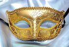 Holiday Venetian Masquerade Mask with and Pixie Dust - Costume, New Years Party