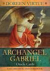 NEW Angel Tarot Archangel oracle cards Michael Raphael Gabriel inc Doreen Virtue