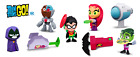 2019 McDONALD'S TEEN TITANS GO! HAPPY MEAL TOYS! PICK YOUR FAVORITES!