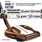 New 2019 TaylorMade Spider X Putter Copper/White Custom - Length Lie & Grip