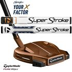New 2019 TaylorMade Spider X Copper Slant Neck Custom Putter - Length Lie & Grip