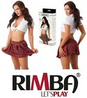 Amorable by Rimba Lingerie School Girl Uniform    (R1049)[UK 8-14][USA 6-12]