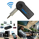Bluetooth 3.0 Music Receiver Wireless 3.5mm Adapter Stereo Speaker Audio AUX Car