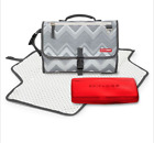 Skip Hop Pronto Changing Station Diaper Clutch With Wipe Container NWT Mosaic