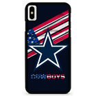 DALLAS COWBOYS FOOTBALL For iPhone 6 6S 7 8 Plus X Xs Max Xr Phone Case $15.8 USD on eBay