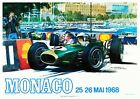 Motor Racing Grand Prix Posters - A5/A4/A3 - Professionally Printed Wall Art