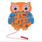 Wooden Magnetic Maze Toy for Kids   Early Educational Intellectual Brain Teaser