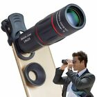 Universal 18x Telescope Optical Zoom Mobile Phone Lens Camera Telephoto Cell Hd