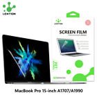 LENTION Clear Screen Protector Guard Cover for Apple MacBook Pro Air 11 13 15 16