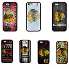 New Chicago Blackhawks Rubber Phone Case Cover Fits For iPhone / Samsung $10.48 USD on eBay