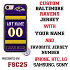 Baltimore Ravens Phone Case Cover for iPhone X 8 PLUS iPhone 7 6 5 ipod 6 etc. $27.98 USD on eBay