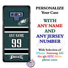 Philadelphia Eagles A18 Personalized Football Phone Case Cover Fits Samsung etc. $26.98 USD on eBay