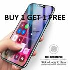 Gorilla Tempered Glass Screen Film Protector for New iPhone XS Max XR XS X 7 6