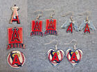 Los Angeles ANGELS Tyler Skagg Mike Trout Shohei Otani Pin and Earrings on Ebay