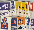 1982 Fleer Team stickers logos double stickers your choice of teams available on Ebay