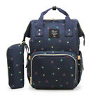 Mummy Bag Multi-Function Oxford Large Capacity Double Shoulder Travel Backpack Y