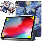 """Magnetic Pattern Smart Flip Case with Pencil Charging For New iPad Pro 11"""" 2018"""