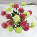Artificial Dandelion Flower Grass Branch For Ball Bouquet Wedding Party Home