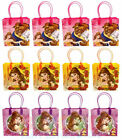 Внешний вид - Beauty and the Beast Party Favor Gift Bags Treat Goody Candy Loot Birthday Bags
