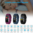 Smart Android Fitness Activity Tracker WomenMen Fitbit iOS Rate Kids Heart Watch