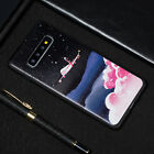 For Samsung Galaxy S10e S9 S8+ Slim Soft Silicone TPU Painted Matte Case Cover