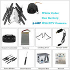20 Mins Fly 5.0MP 1080P WIFI FPV Camera 2.4G Foldable Mini RC Drone RC Quadcopte