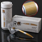 Luxury Titanium Micro Needle Therapy Derma Roller Meso Roller Anti-ageing $14.59 CAD on eBay