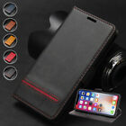For Iphone 11 Pro Max Xr Xs 6s 7 8 Plus Vintage Wallet Case Card Slot Flip Cover