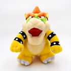 UK Super Mario Plush 3D Land Bone Dragon Bowser Koopa Soft Stuffed Animals Doll