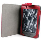 Amazon Kindle 4 Lighted Cover - Leather Folio Case With Light