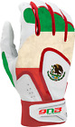 9N3 Country Flags Batting Gloves (Goat Leather)