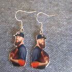 Houston Astros Dallas Keuchel Earrings on Ebay