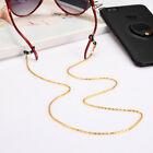 2Pcs Sunglasses Eyeglass Chain Holder Metal Cord Reading Glasses Neck Strap image