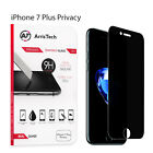 9H Privacy Anti-Spy Tempered Glass Screen Protector for iPhone 6...