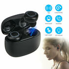 Wireless BT Earphones Headphone Earbuds For Apple iPhone w/ Charging Box