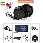 Electric Bicycle 48V 1000W BAFANG Mid-drive Motor Component ebike Conversion Kit