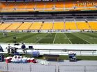 (2) Steelers vs Bills Tickets 50 Yard Line Lower Level !! on eBay
