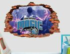 Orlando Magic Basketball NBA Custom Smashed 3D Wall Decal Sticker Vinyl AH31 on eBay