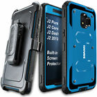 Samsung Galaxy J2 Core / J2 Dash / J2 Pure, Holster Armor Case Cover Belt Clip